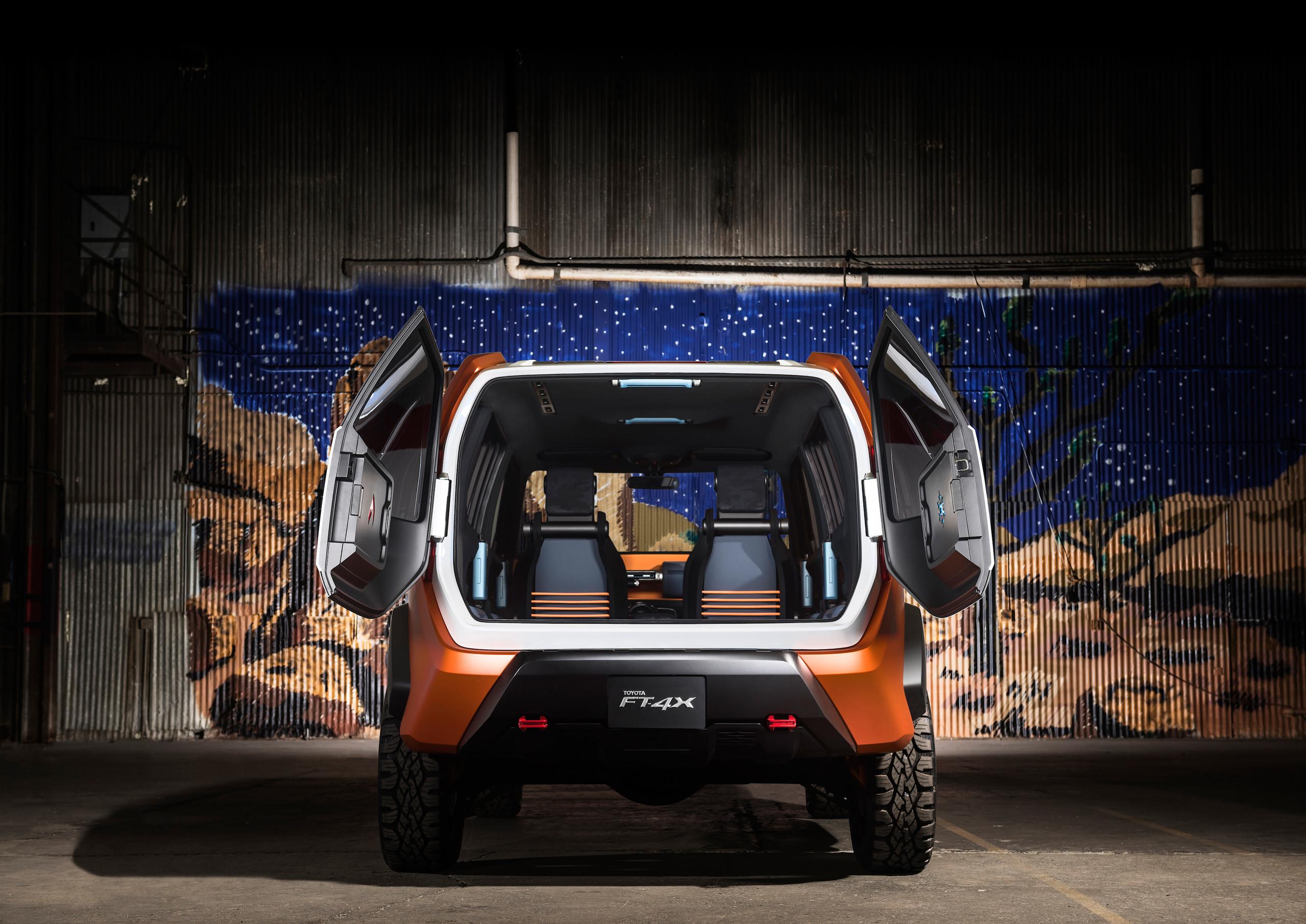 Foto de Toyota FT-4X Concept (24/29)