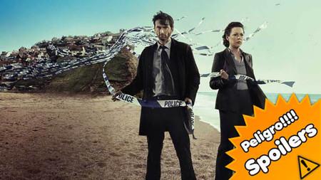 'Broadchurch', la serie que no acaba cuando se detiene al asesino