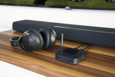 Más opciones para disfrutar de contenido sin cables en casa: llegan los auriculares Matrix Cinema y el receptor Connect Hub
