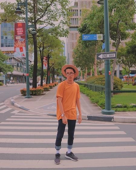 Alerta Naranja El Mejor Street Style De La Semana Se Pinta Del Mas Optimista Color De Otono 04