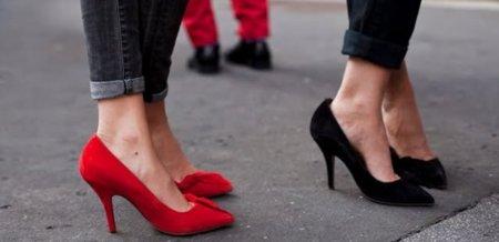 ¿Estás preparada? ¡Vuelven los zapatos en punta!