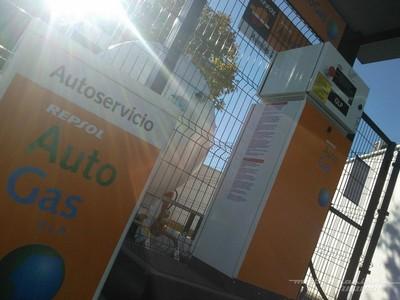 Repsol tendrá 400 puntos de GLP funcionando en 2015