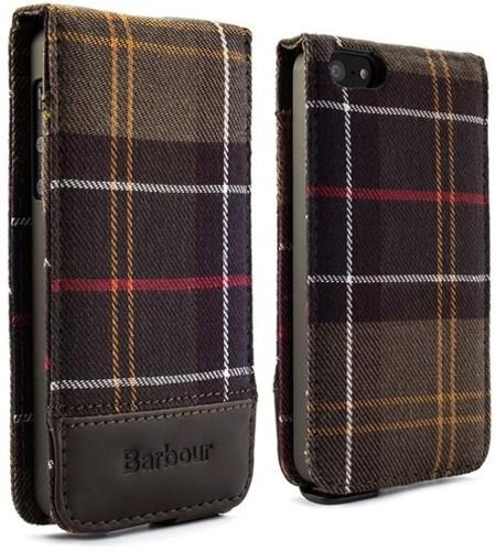 Barbour y sus fundas para teléfonos y tabletas