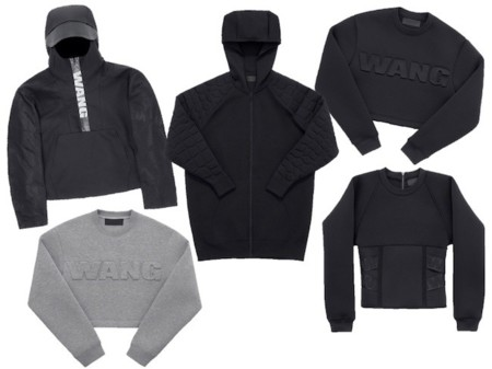 Alexander Wang Hm Collection Hoodies