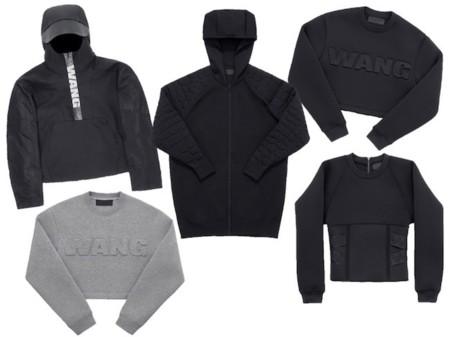 Alexander Wang Hm Collection Hoodies