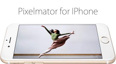 Pixelmator para iPhone, la app de retoque profesional que cabe en un bolsillo