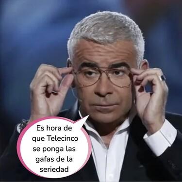 Jorge Javier Vázquez estalla y amenaza a Mediaset con esta petición sobre el documental de Rocío Carrasco