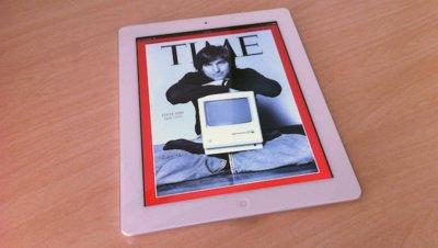 Un vistazo a la edición digital conmemorativa de TIME sobre Steve Jobs