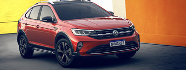 El Volkswagen Nivus es el hermano superdotado del T-Cross, y estará en México en 2021