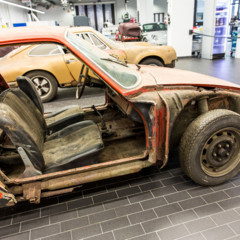 Foto 4 de 9 de la galería porsche-911-type-901-sin-restaurar en Motorpasión