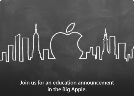 "Apple confirma un evento ""educativo"" en Nueva York para el 19 de enero"