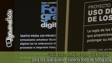 'Guía completa de Fotografía Digital' para los que quieran saberlo todo de fotografía