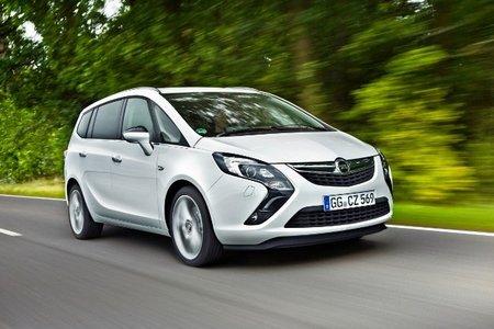 Opel Zafira Tourer ecoFLEX 1.6 CNG