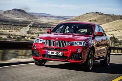 Así es el BMW X4, el nuevo Sports Activity Coupé nacido en Baviera
