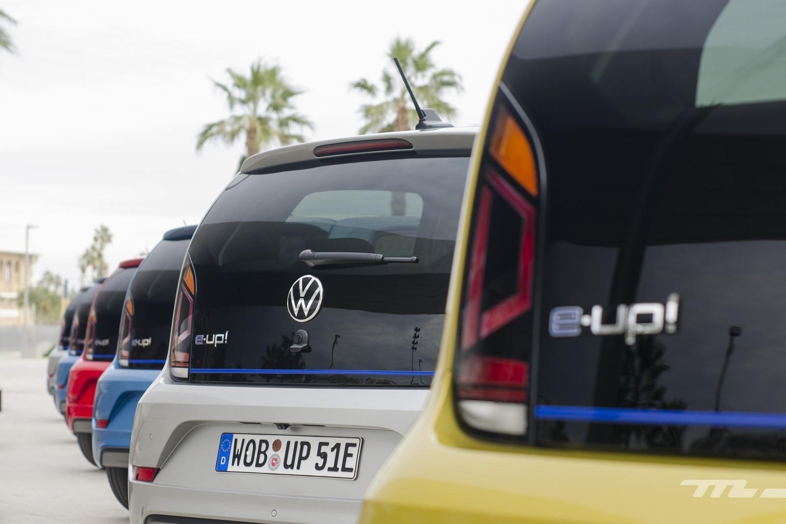 Foto de Volkswagen e-up! 2019 prueba contacto (30/33)