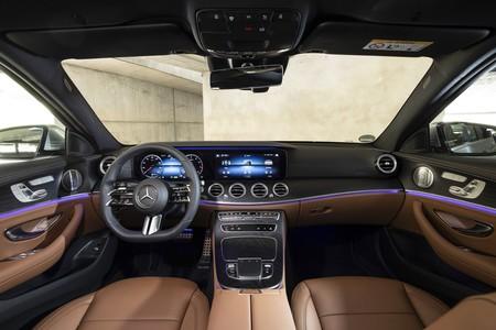 Mercedes Benz Clase E 2020 Prueba Contacto 131
