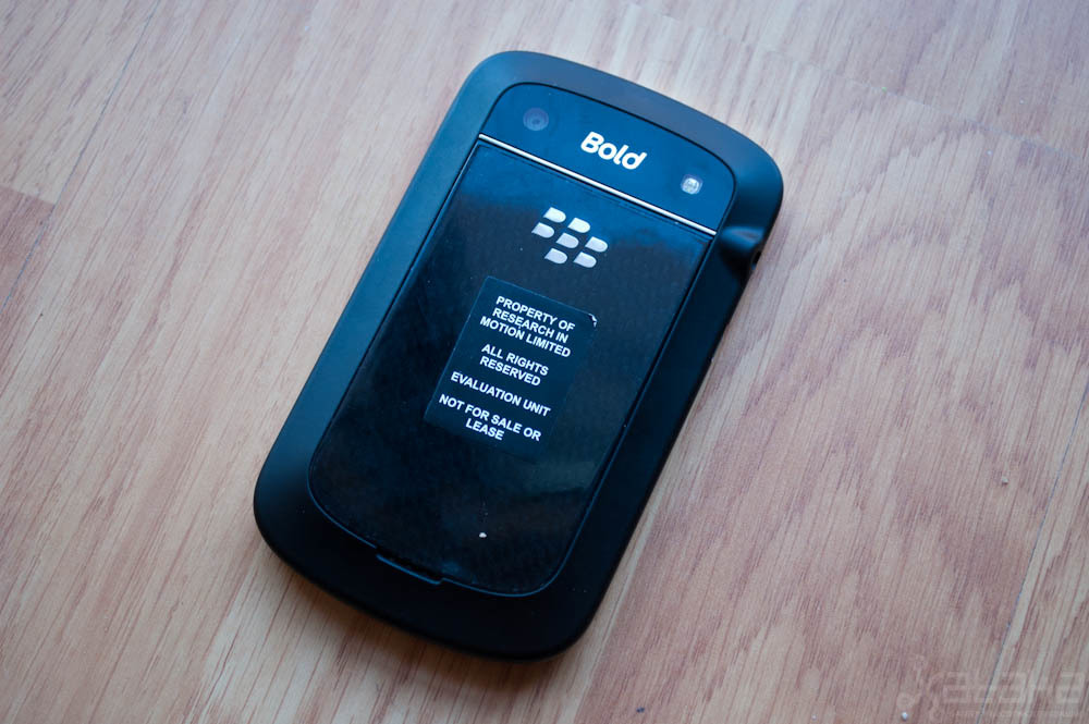 Foto de Blackberry Bold 9900, análisis (19/19)