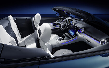 AMG SL Roadster 2022