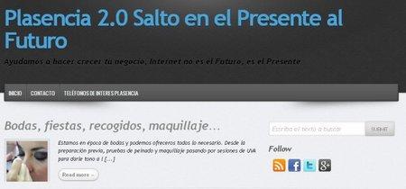 Plasencia 2.0, promoción de las empresas locales