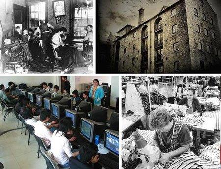 Las historias de talleres notorios más llamativos