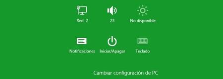 Crear una red en Windows 8