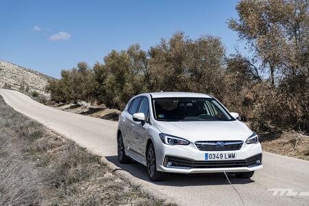 Subaru Impreza Ecohybrid 2021 Prueba 006