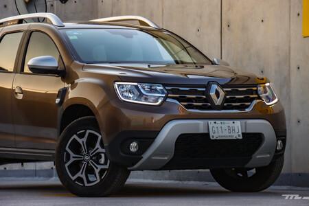Renault Duster 2021 Prueba De Manejo Opiniones Mexico Fotos 25