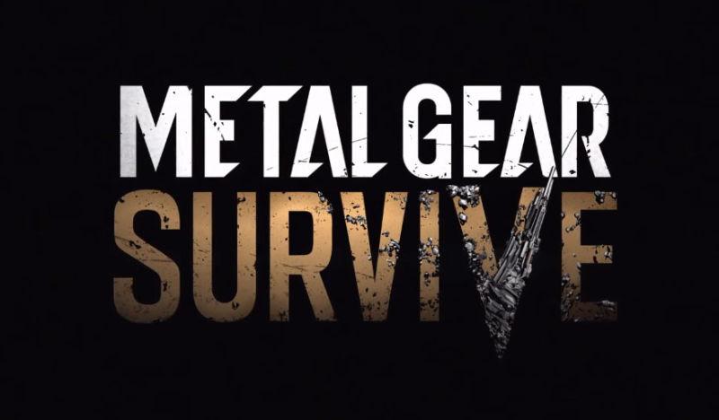 El primer Metal Gear de Konami sin Kojima será un juego de supervivencia [GC 2016]