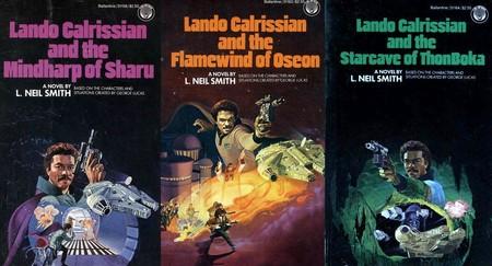 Novelas de Lando Calrissian