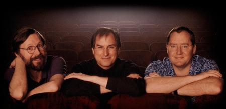 Steve Jobs en Pixar