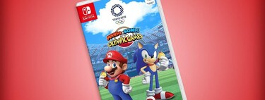 'Mario y Sonic en los Juegos Olímpicos Tokio 2020' de oferta en Amazon México, con multijugador en línea y local por 749 pesos