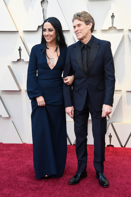 2 Willem Dafoe 91st Annual Academy Awards Arrivals