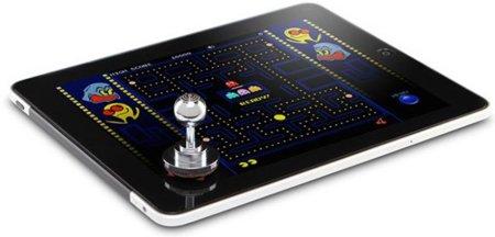 El iPad tiene su propio joystick para jugar más cómodos