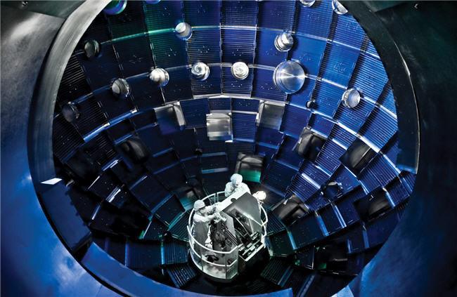 La fusión nuclear da un paso de gigante
