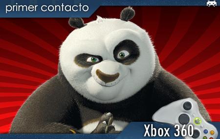 Primer contacto: 'Kung Fu Panda' para Xbox 360