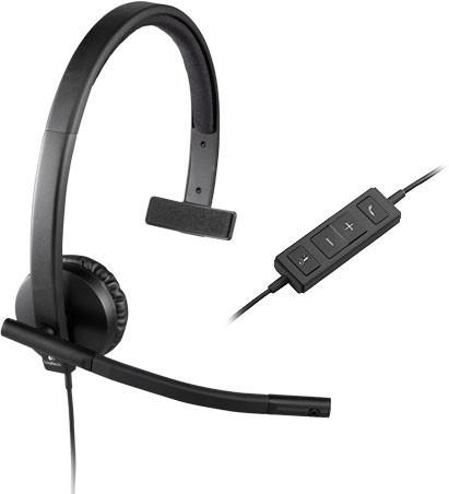 Logitech H570e para tus oídos