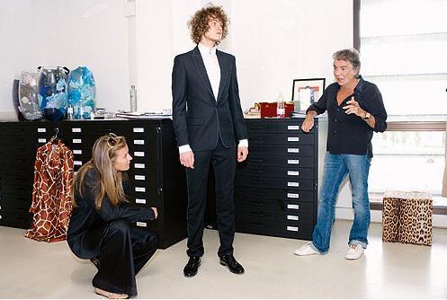 Foto de Roberto Cavalli para H&M (2/6)