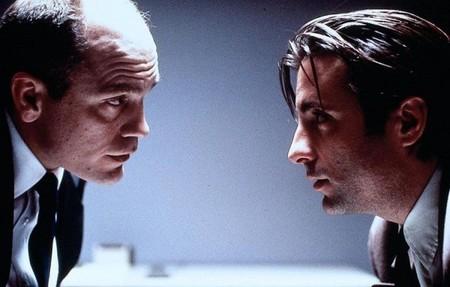 John Malkovich y Andy Garcia