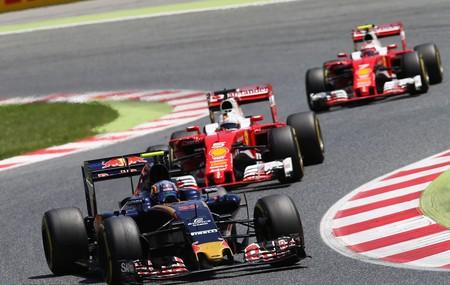 Sainz Espana F1 2016