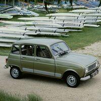 Es un hecho, el nuevo Renault 4 regresará como eléctrico y ya tiene logo