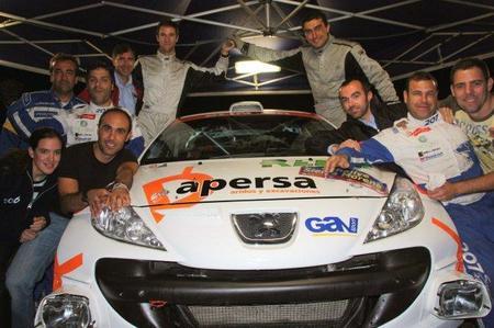 David Pérez se aprovecha de las bajas y los errores para ganar su primer rally del Nacional