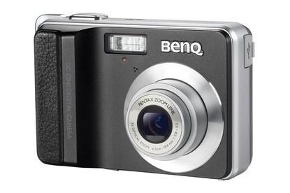 BenQ C840, con 8 megapíxeles