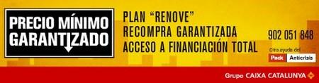 Las ofertas inmobiliarias de Caixa Catalunya