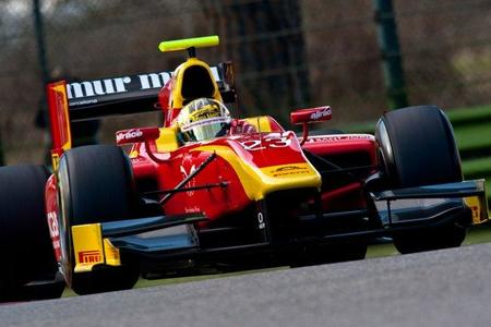 GP2 Asia Series 2011 Imola: Victoria de Dani Clos y Romain Grosjean se corona de nuevo