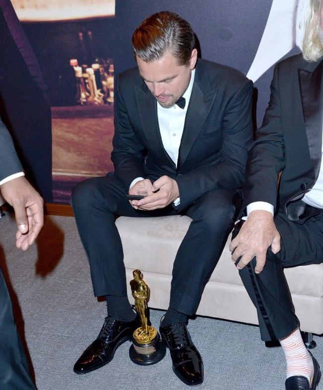 DiCaprio escribe un mensaje tras ganar el Oscar
