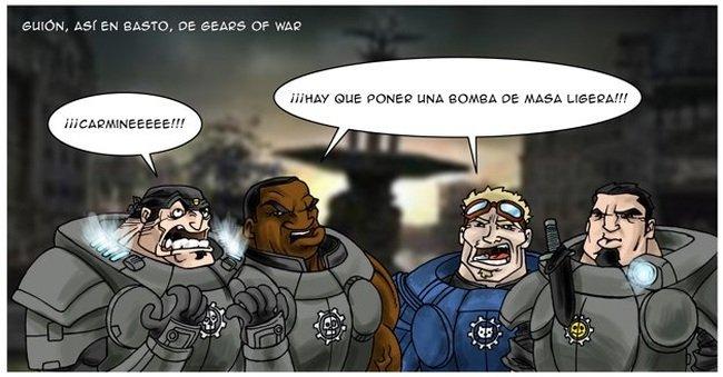 Programa 9x05 (23-10-15) 'Gears of War Ultimate Edition' Original