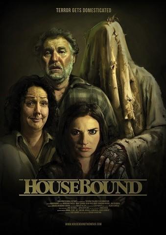 'Housebound', tráiler y cartel de la prometedora comedia de terror
