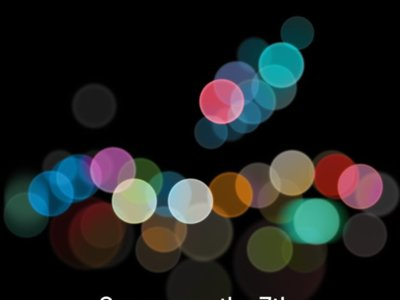 Apple celebrará un evento el 7 de septiembre, el nuevo iPhone 7 en camino