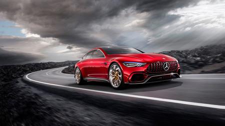 La impresionante mecánica híbrida del Mercedes-AMG GT Concept de más de 800 CV se hará realidad