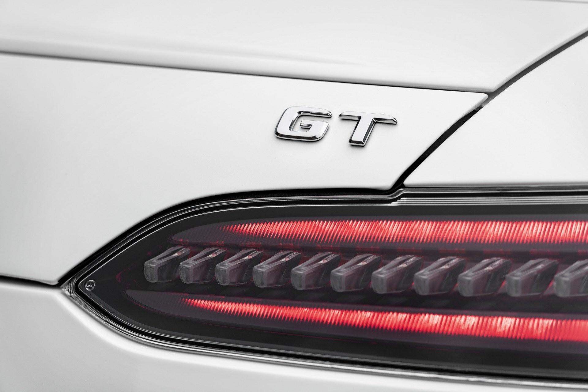 Foto de Mercedes-AMG GT 2020 (10/44)